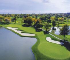 A gander-free — and droppings-free — No. 10 at Ruth Lake CC. (Photo: of Ruth Lake CC / Golf Shots Unlimited)