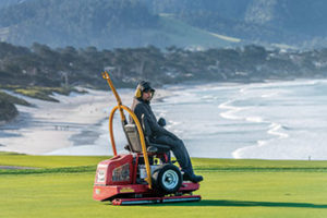 The Pebble Beach team brings decades of knowledge to caring for the historic course. (Photo: Joann Dost)