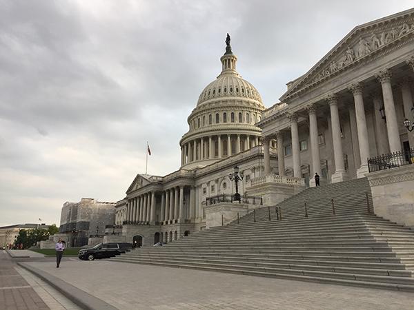 Capitol Hill (Photo: Golfdom Staff)