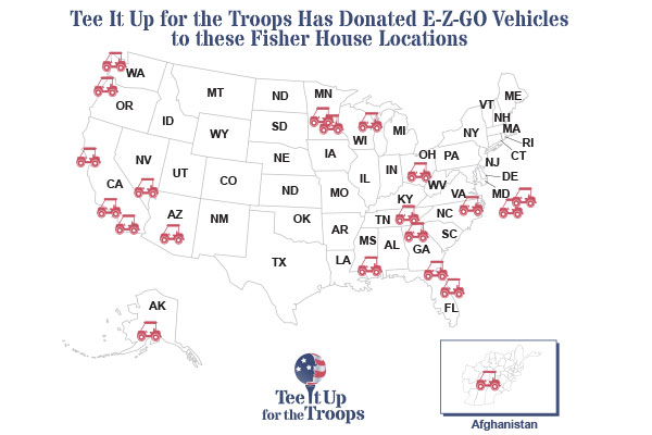 Photo: Tee It Up for the Troops