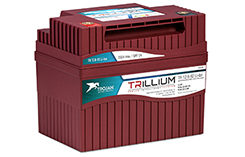 Trillium Intelligent Lithium battery (Photo: Trojan Battery Company)