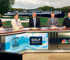 Golf channel (Photo: Delphine Tseng)