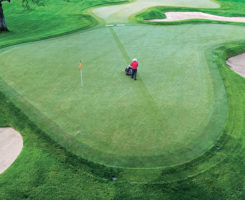 Golf course photo (Photo: Jeff VerCautren)