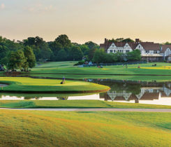 East Lake Golf Club (Photo: David Mjolsness/John Deere)