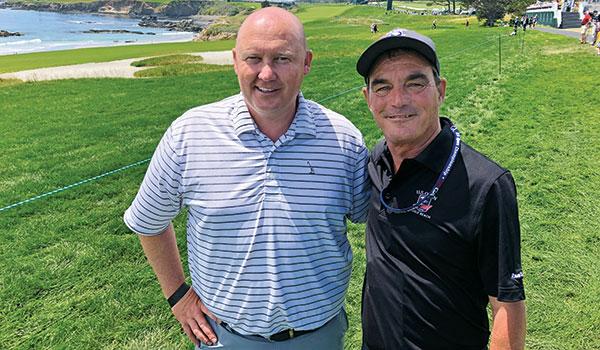 Brian Koffler and Rick Pieper (Photo: Seth Jones)