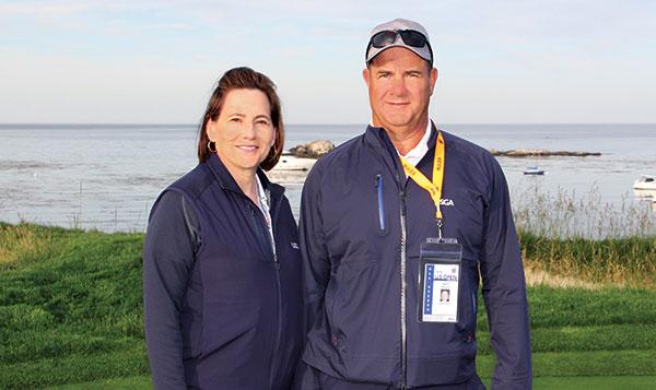 Kimberly Erusha and Darin Bevard (Photo: Seth Jones)