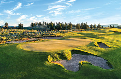 Golf course beauty shot (Photo: Silvies Valley Ranch/KemperLesnik)
