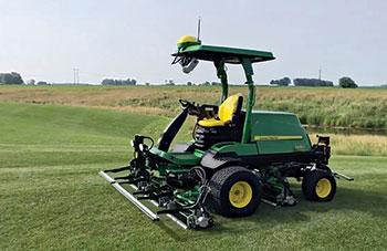 7500A fairway mower (Photo: Seth Jones)