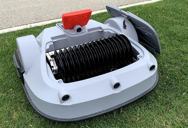 ECHO Robotics range picker