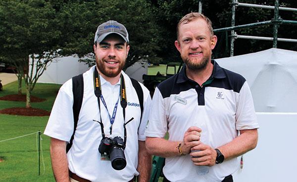Tyler Gunter and Eamonn McCarthy (Photo: Seth Jones)