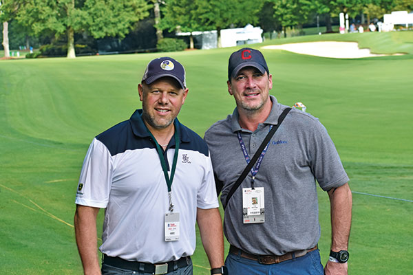 Bill Brown and Craig MacGregor (Photo: Tyler Gunter)