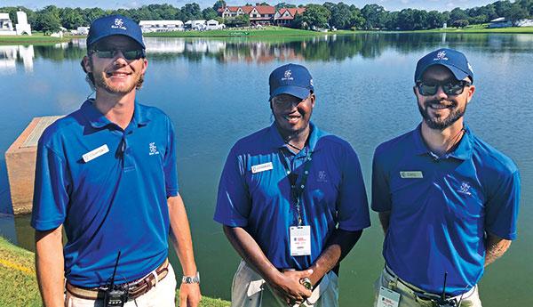 Clayton Craig, Chris Smith, Jay Denver (Photo: Seth Jones)