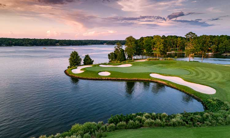 Photo: Russell Kirk, Golf Links