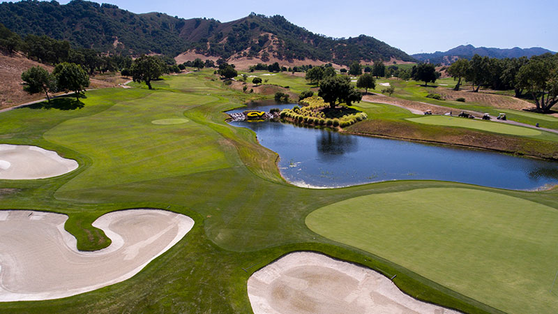 Rosewood CordeValle golf course