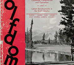 May 1932 Cover (Photo: Golfdom archives)