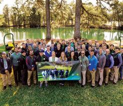 Green Start Academy attendees (Photo: John Deere)