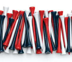 Red, white and blue tees (Photo: AdShooter/Stock/Getty Images Plus/Getty Images)