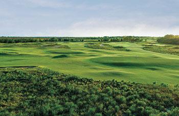 Zoysiagrass at Trinity Forest GC (Photo: Trinity Forest Golf Club)