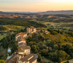 Photo: Georg Roske courtesy of Toscana Resort Castelfalfi
