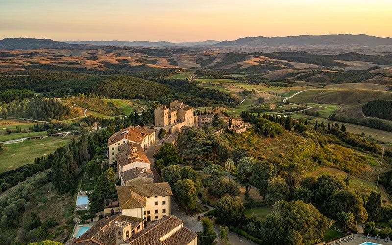 Photo: Georg Roske courtesy of Toscana Resort Castelfalfi