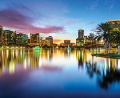 Orlando skyline (Photo: SeanPavonePhoto / iStock/Getty Images Plus / getty images (orlando skyline)