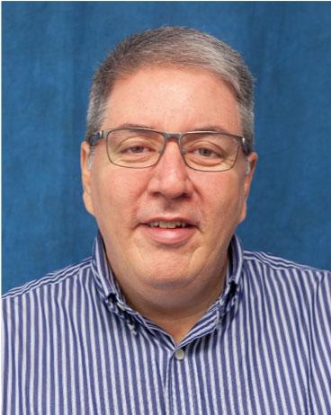 Michael Cunningham (Photo: BioSafe Systems)