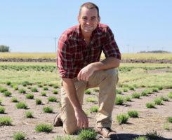 Garett C. Heineck (Photo: Musser International Turfgrass Foundation)