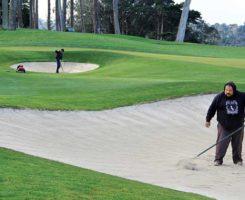 Golf maintenance worker (Photo: Golfdom Staff)