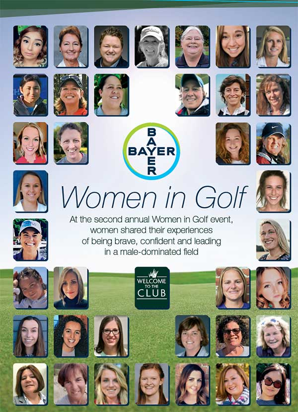Women in Golf class of 2020