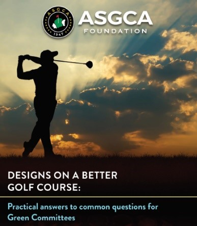 (Photo: American Society of Golf Course Architects Foundation)