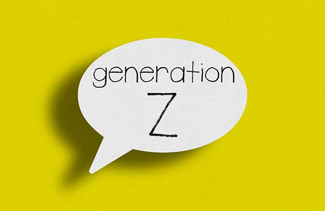 Generation Z bubble 9Photo: Tick-Tock / iStock / Getty Images Plus)