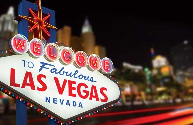 Viva Las Vegas sign (Photo: littlestocker / istock-Getty images plus / Getty images)