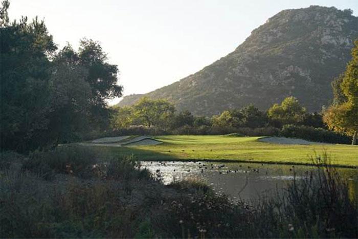 San Vicente Golf Resort No. 14 hole. (Photo: Michael Gainey, PGA)