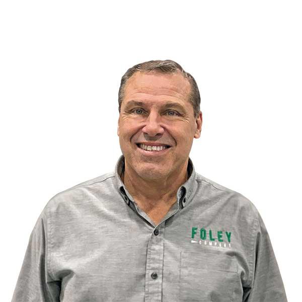 Greg Turner (Headshot: Foley Co.)