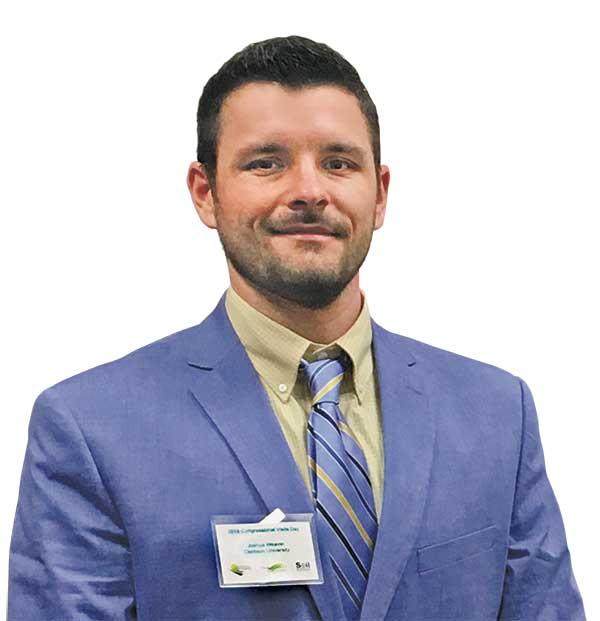 Josh Weaver (Headshot: Green County Fertilizer))