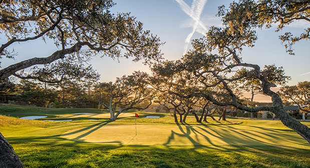 The course design was created to welcome golfers of all abilities andages. (Photo courtesy of Sherman Chu)