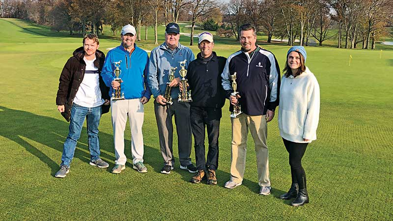 The Cody Classic, an annual tournament held in memorial of longtime superintendent Richard Spear, helps raise funds for charitable organizations. (photo Courtesy of Craig currier)