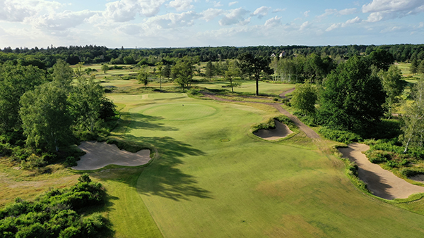 The new course will debut July 1. (Photo courtesy of Les Bordes Golf Club)