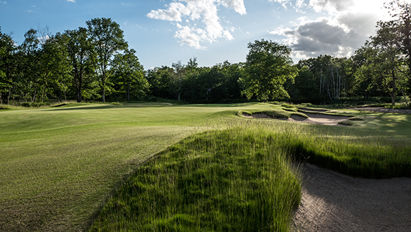 The New Course will give golfers another option to play as it will join the existing Old Course. (Photo courtesy of Les Bordes Golf Club)