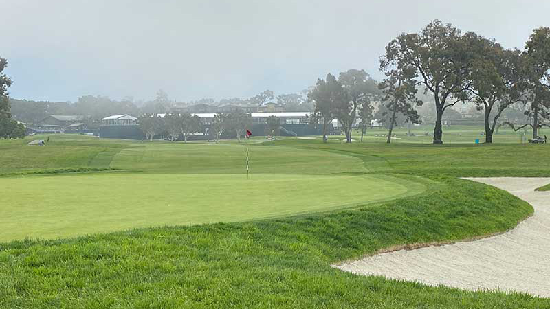 Torrey Pines South Course No. 1. (Photo: Golfdom Staff)