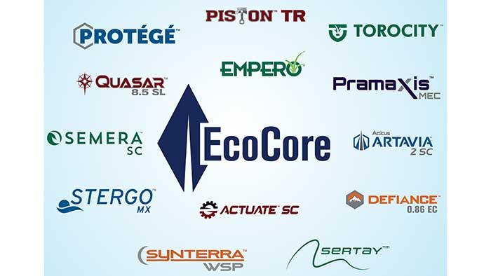 Logos: EcoCore